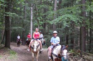 trails at Saddle Up
